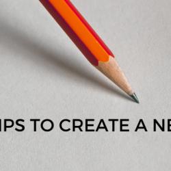 3 TIPS PARA CREAR UN NUEVO ARTÍCULO TIPS AND TRICKS FOR DESIGNING NEW ITEM