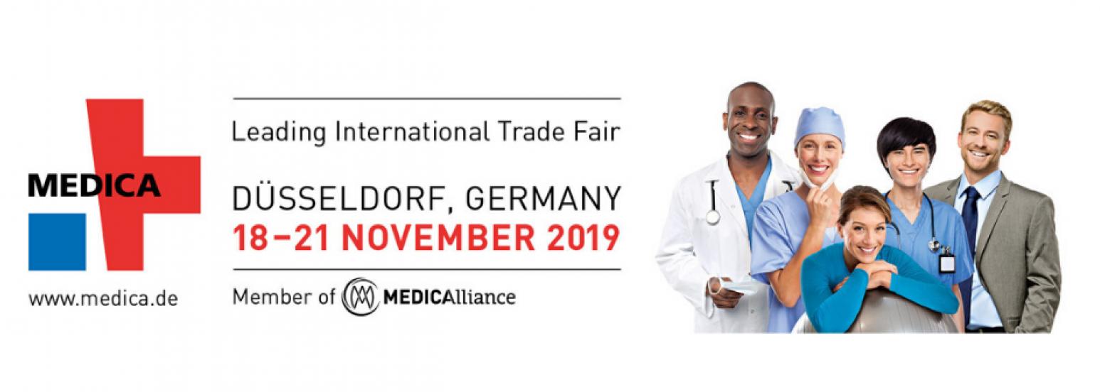Feria MEDICA 2019 tradefair