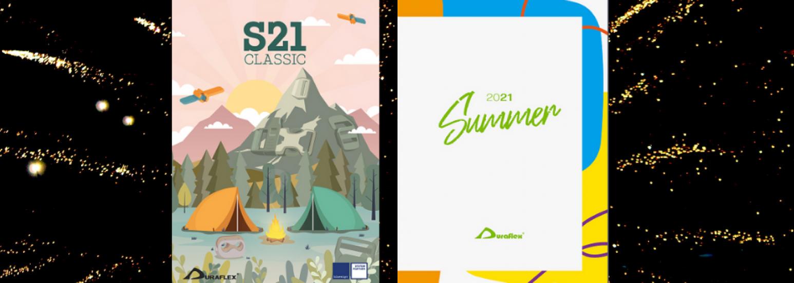 SUMMER 2021 DURAFLEX COLLECTION